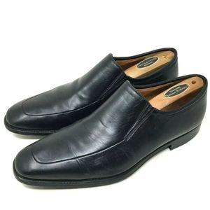 Magnanni Men's Shoes Dominguez Black Leathe